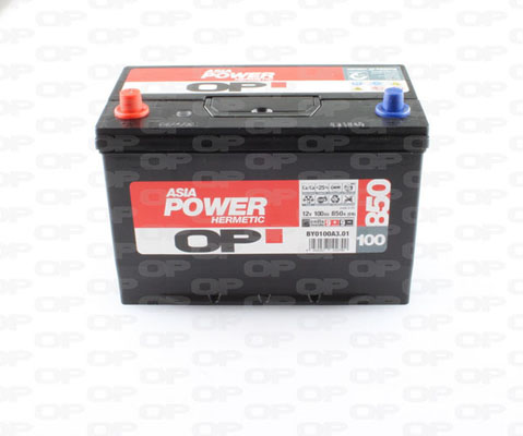 Batterie Solid parts BY0100A3.01 (X1)