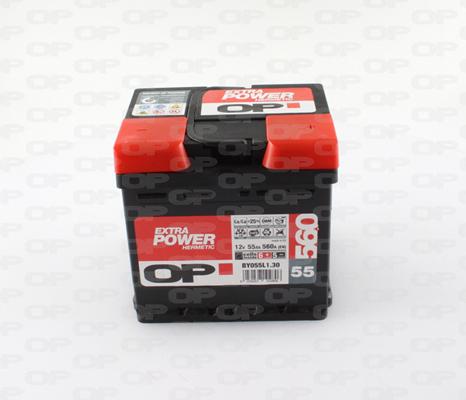 Batterie Solid parts BY055L1.30 (X1)