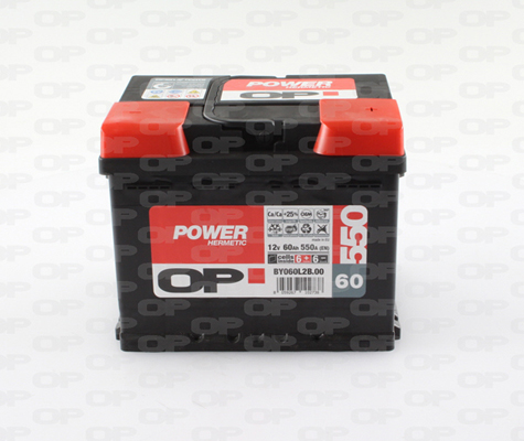 Batterie Solid parts BY060L2B.00 (X1)