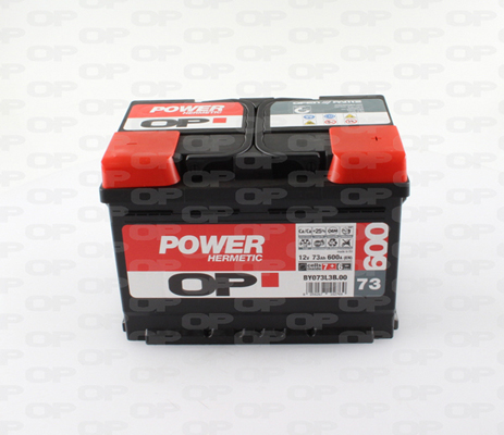 Batterie Solid parts BY073L3B.00 (X1)