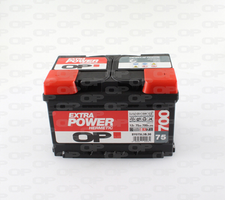 Batterie Solid parts BY075L3B.30 (X1)