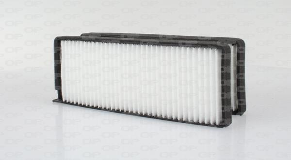 Filtre d'habitacle Solid parts CAF2168.02 (Jeu de 2)