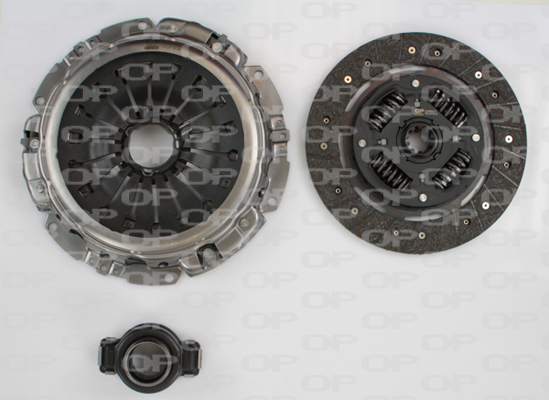 Kit d'embrayage Solid parts CLK9056.03 (X1)