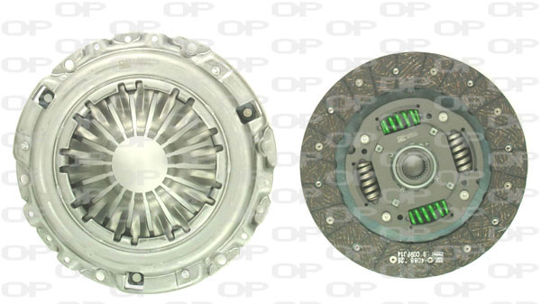 Kit d'embrayage Solid parts CLK9073.02 (X1)