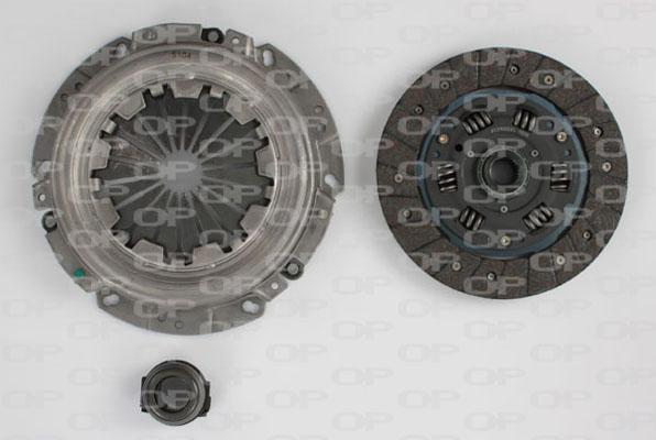 Kit d'embrayage Solid parts CLK9159.03 (X1)