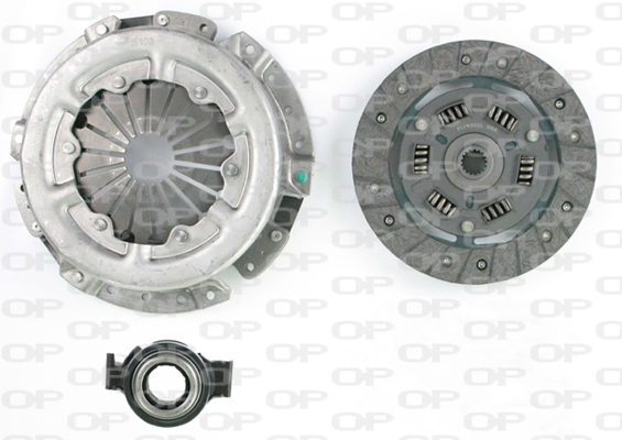 Kit d'embrayage Solid parts CLK9199.03 (X1)