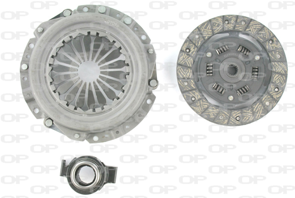 Kit d'embrayage Solid parts CLK9200.03 (X1)