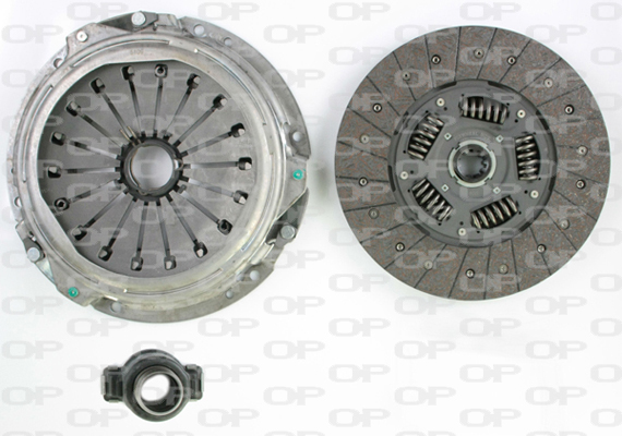 Kit d'embrayage Solid parts CLK9211.03 (X1)