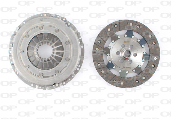 Kit d'embrayage Solid parts CLK9221.02 (X1)