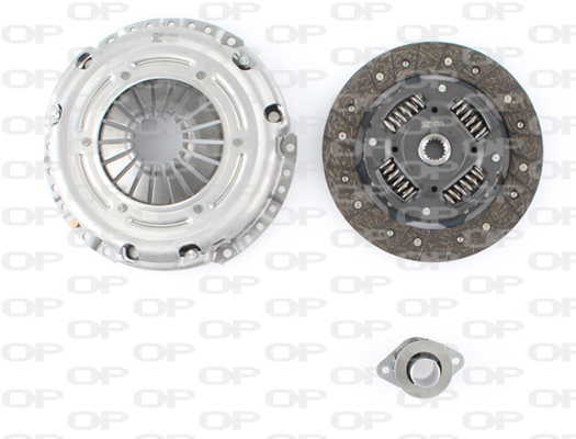 Kit d'embrayage Solid parts CLK9226.03 (X1)