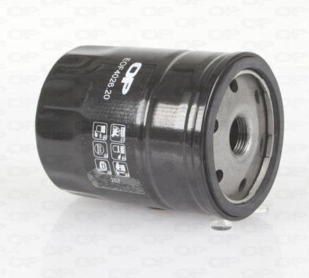 Filtre a huile Solid parts EOF4026.20 (X1)