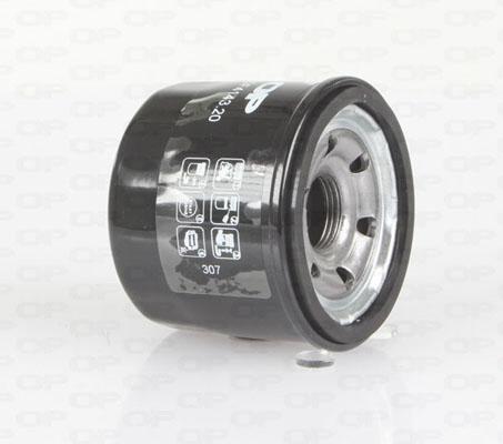Filtre a huile Solid parts EOF4143.20 (X1)