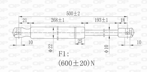 Original Audi sq5 8r q5 Pression Du Gaz Ressort Pression Du Gaz Amortisseurs Capot 8r0823359a