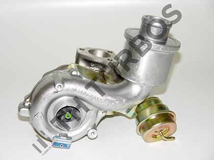 Turbo TURBO'S HOET 1102795 (X1)