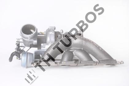 Turbo TURBO'S HOET 1104118 (X1)
