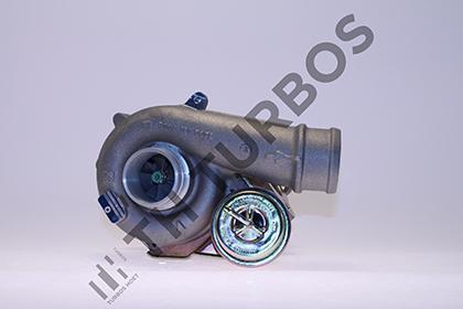 Turbo TURBO'S HOET 1101220 (X1)