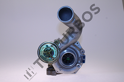 Turbo TURBO'S HOET 1101415 (X1)