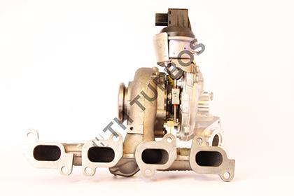 Turbo TURBO'S HOET 1104602 (X1)