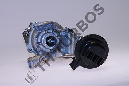 Turbo TURBO'S HOET 1103654 (X1)