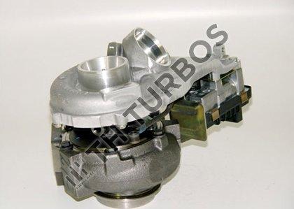 Turbo TURBO'S HOET 1103648 (X1)