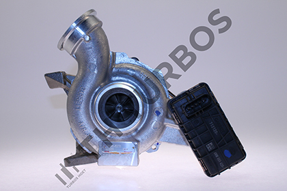 Turbo TURBO'S HOET 1103990 (X1)