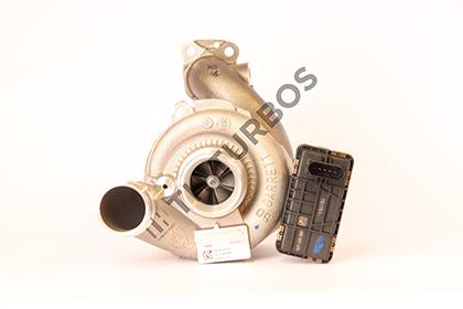 Turbo TURBO'S HOET 1103868 (X1)