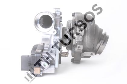 Turbo TURBO'S HOET 1102850 (X1)