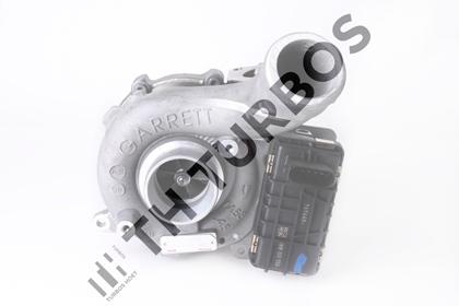 Turbo TURBO'S HOET 1104329 (X1)