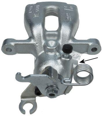 Etrier de frein TEXTAR 38181000 (X1)