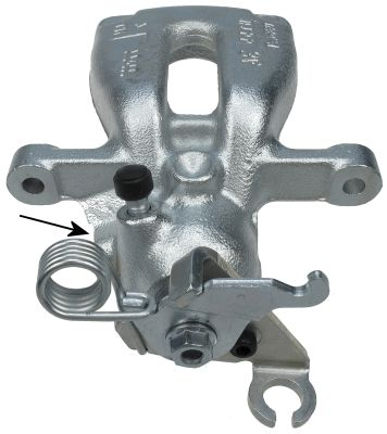 Etrier de frein TEXTAR 38181100 (X1)