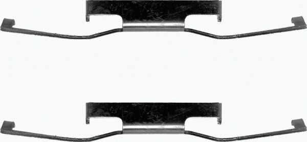Etrier de frein TEXTAR 82018800 (X1)