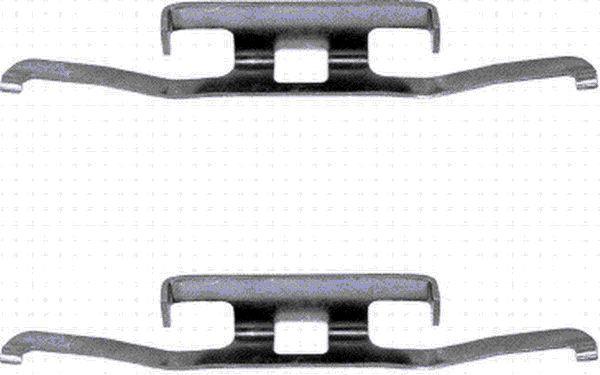 Etrier de frein TEXTAR 82028800 (X1)