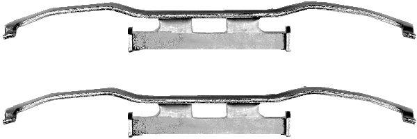 Etrier de frein TEXTAR 82058400 (X1)