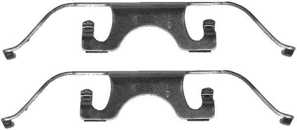Etrier de frein TEXTAR 82059300 (X1)