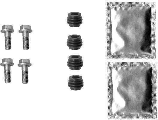 Etrier de frein TEXTAR 82063000 (X1)