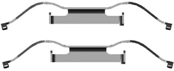 Etrier de frein TEXTAR 82077000 (X1)