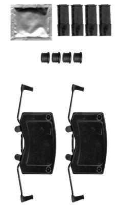 Etrier de frein TEXTAR 82504100 (X1)