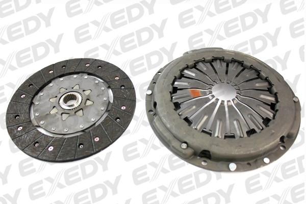 Kit d'embrayage EXEDY FMS2078 (X1)