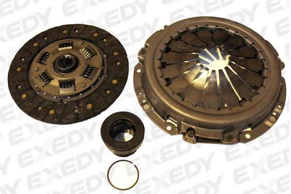Kit d'embrayage EXEDY IVK2024 (X1)