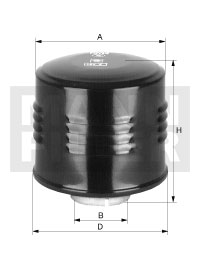 Autres filtres MANN-FILTER C 910 (X1)