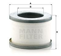 Autres filtres MANN-FILTER LC 9002 x (X1)