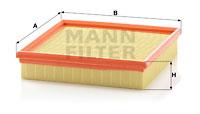 Filtre a air MANN-FILTER C 2290 (X1)