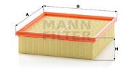 Filtre a air MANN-FILTER C 22 117 (X1)