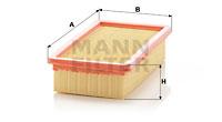 Filtre a air MANN-FILTER C 2571/1 (X1)
