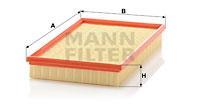 Filtre a air MANN-FILTER C 31 101 (X1)