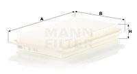 Filtre a air MANN-FILTER C 32 003 (X1)