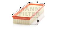Filtre a air MANN-FILTER C 37 100 (X1)