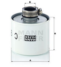 Autres filtres MANN-FILTER C 9004 (X1)