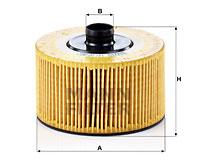 Filtre a huile MANN-FILTER HU 10 002 z (X1)