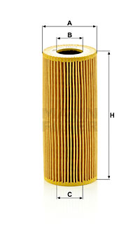 Filtre a huile MANN-FILTER HU 7029 z (X1)
